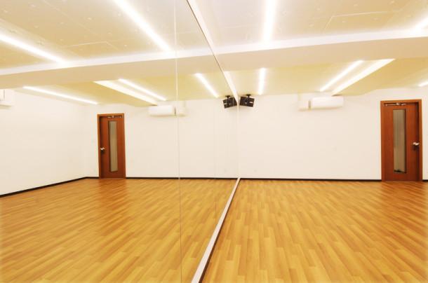 ダンススタジオ防音