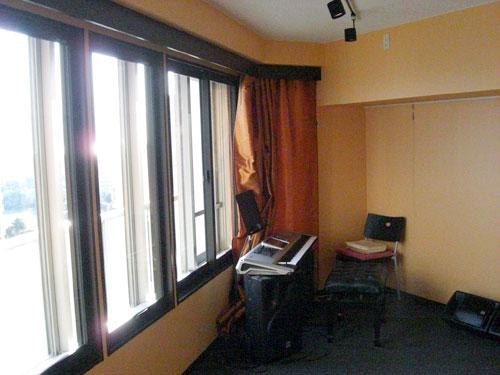 ピアノ室 稲毛海岸