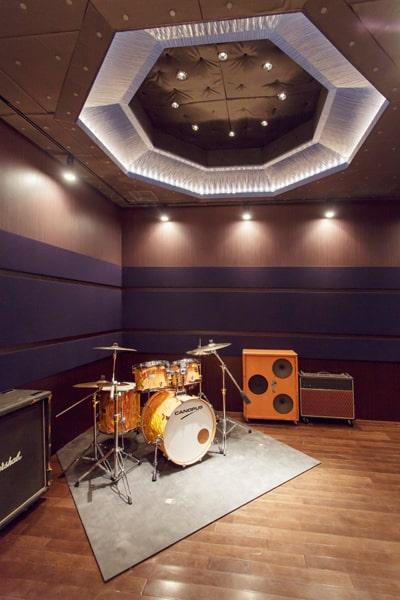 バンド練習室