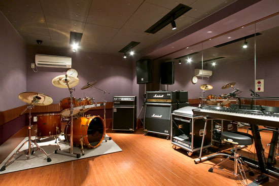 ドラム防音室