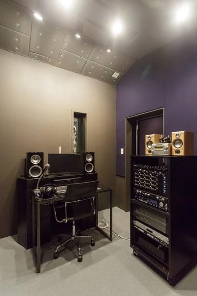 防音スタジオ