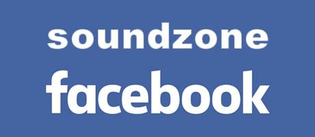soundzone Facebookページ